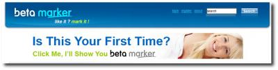 Logo Beta Marker