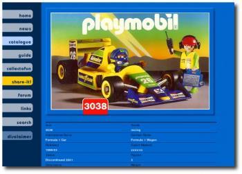 Screenshot Collectobil