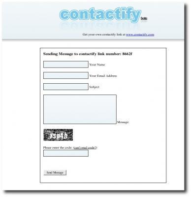 Oberfläche contactify