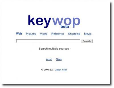 Startseite Keywop