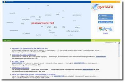 Suchergebnisse in Quintura