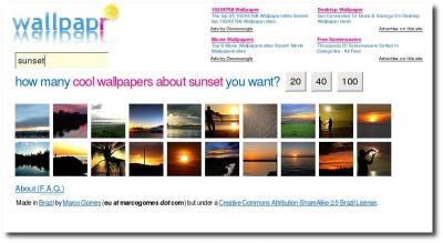 Screen wallpapr