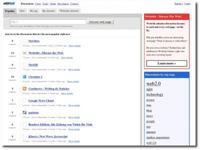Startseite Webride