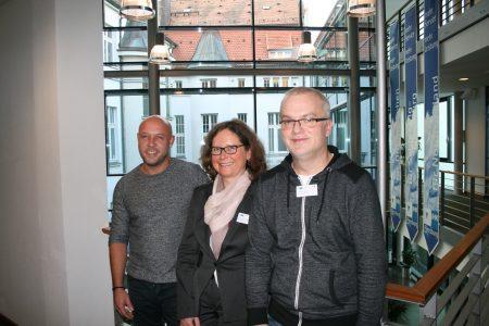 Referenten bei der IHK Flensburg